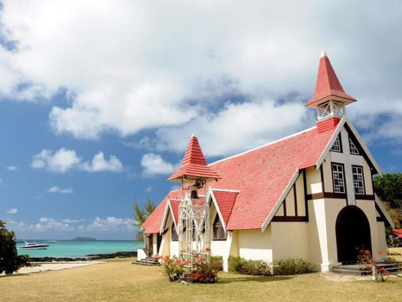 Chapelle Notre-Dame Auxiliatrice sur l'île Maurice