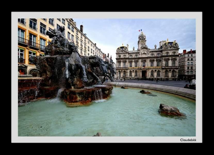 Photo prise à Lyon, par le GEOnaute claudebkk