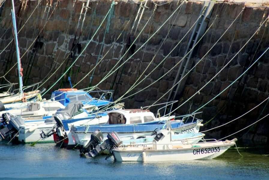 Photo prise au Cap Lévi (Basse-Normandie) par le GEOnaute : Fati
