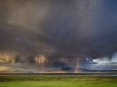 En Mongolie, un époustouflant voyage entre steppe et ciel