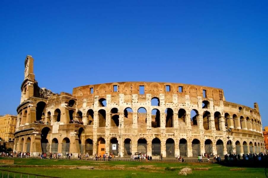 Le Colisée, à Rome, par le GEOnaute Bianca