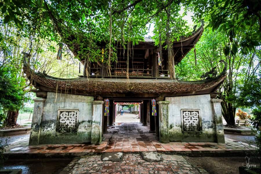 Temple vietnamien