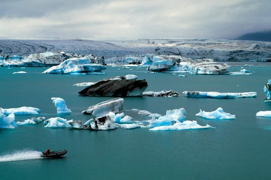 Islande - Excursion sur le glacier du Vatnajökull