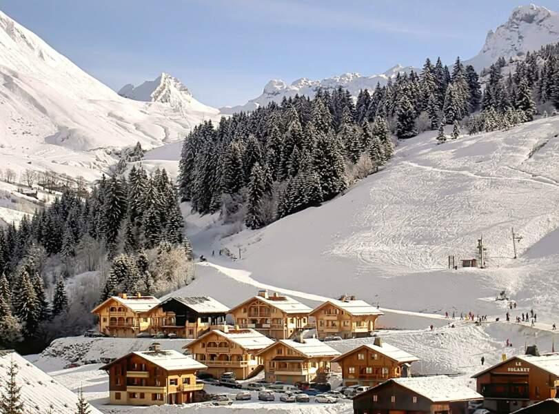 Chinaillon en Haute-Savoie, France, par Geneviève Liais-Savi / Communauté GEO
