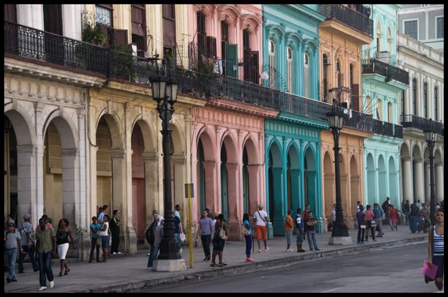 La Havane, Cuba, par Reynald Schmid / Communauté GEO