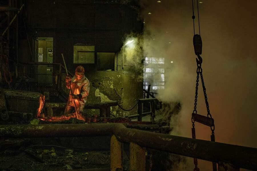 Montchegorsk, la plus grande installation de raffinage de nickel au monde