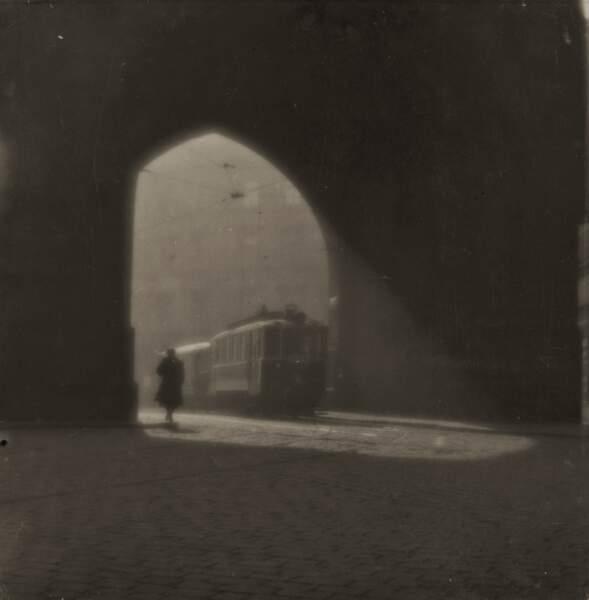 Rue de Prague, 1924