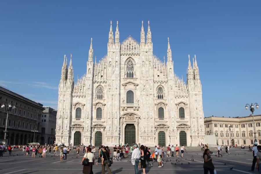 Photographier le coucher du soleil depuis le Duomo