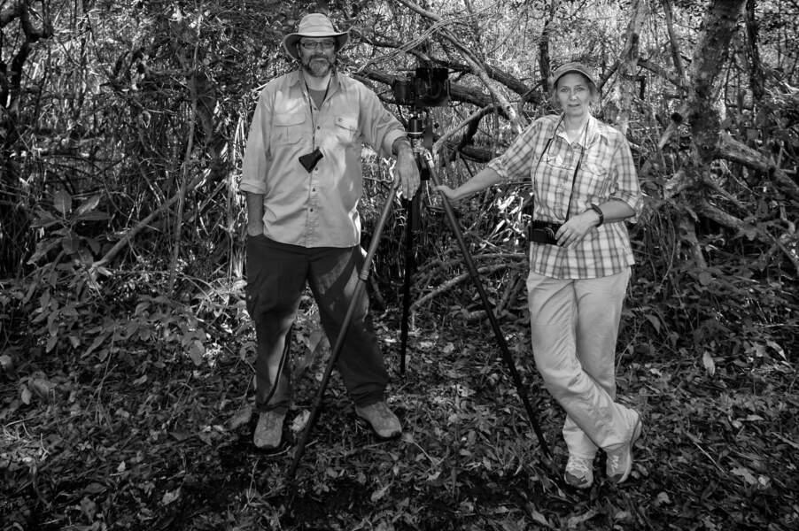 Heidi et Hans-Jürgen Koch, les photographes