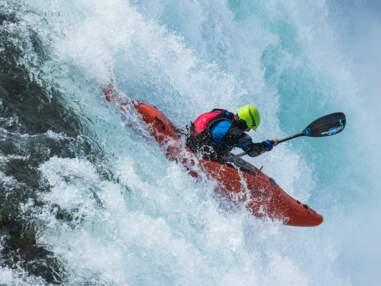 Kayak : à l'assaut des cascades d'Islande