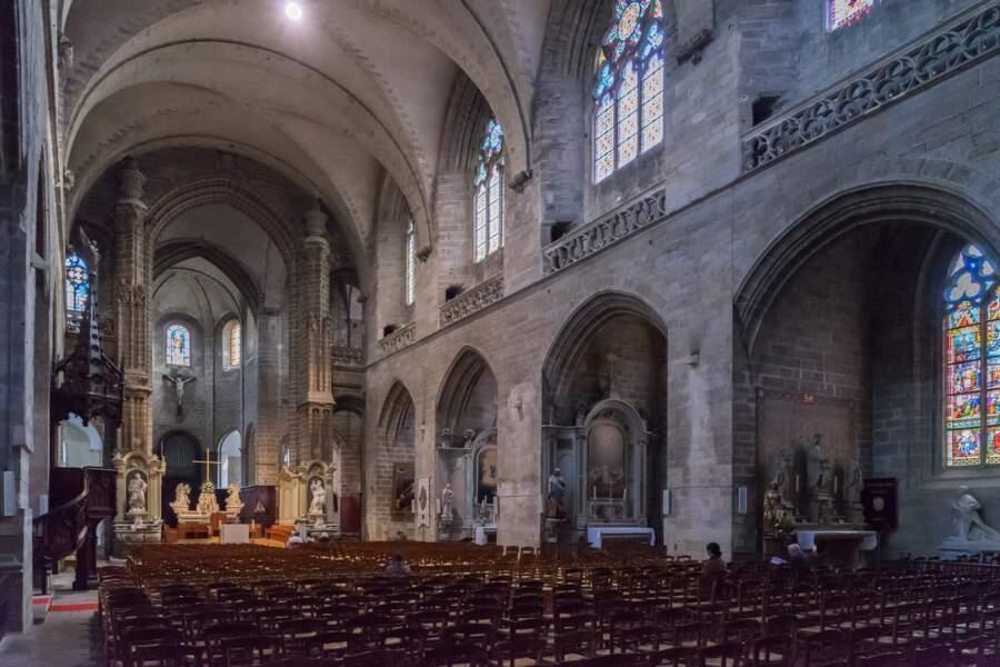 La cathédrale Saint-Pierre de Vannes
