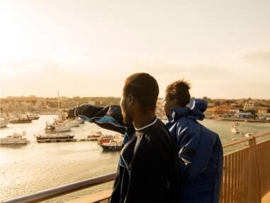Lampedusa, l'escale lumineuse