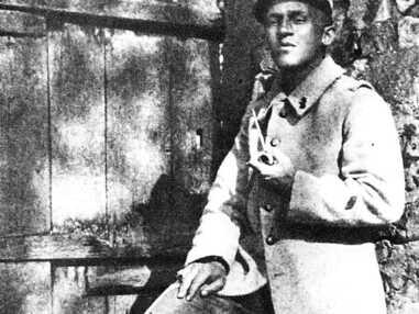 Exposition : Zinoview - Cendrars, deux légionnaires dans la Grande Guerre