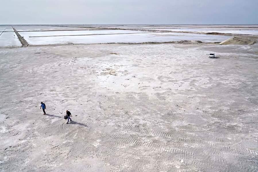 La camargue entre sel et ciel geo - Office du tourisme salin de giraud ...