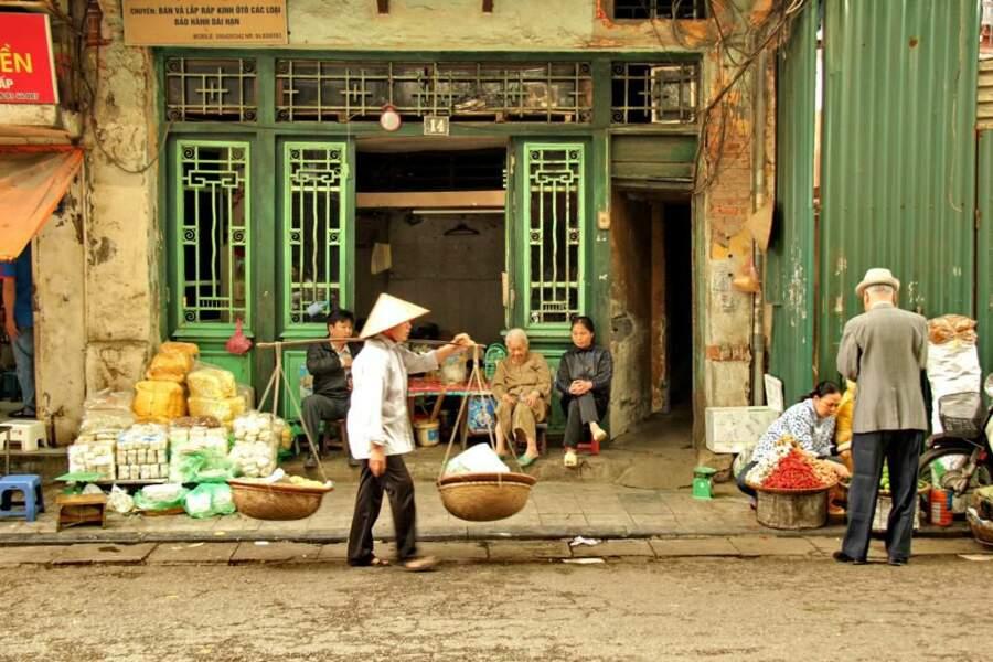 Rue d'Hanoi