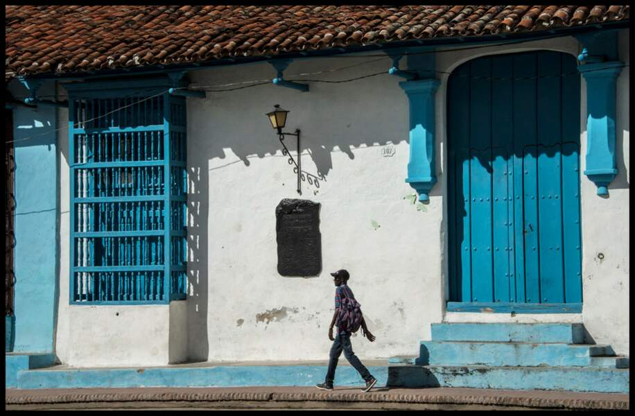 Trinidad, Cuba, par Reynald Schmid / Communauté GEO