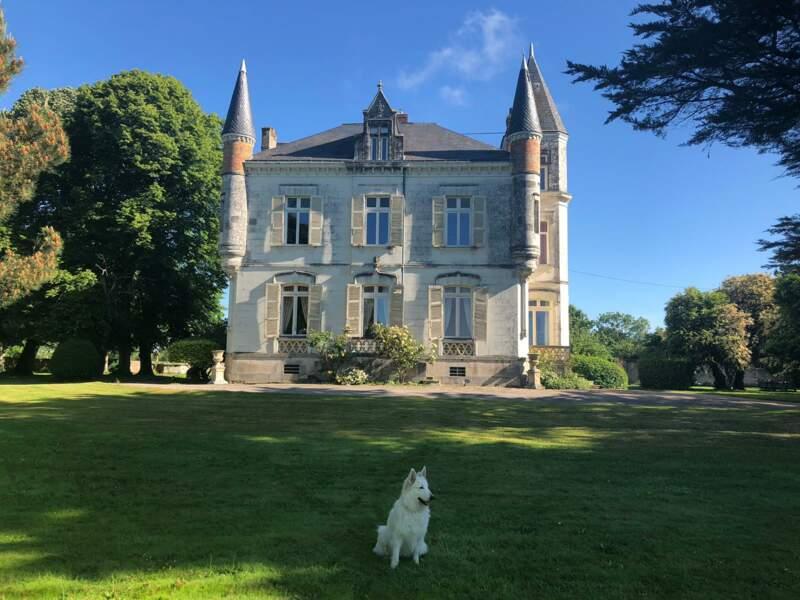Château de la Juliennais, à Saint-Étienne-de-Montluc