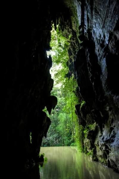 Les grottes de Viñales