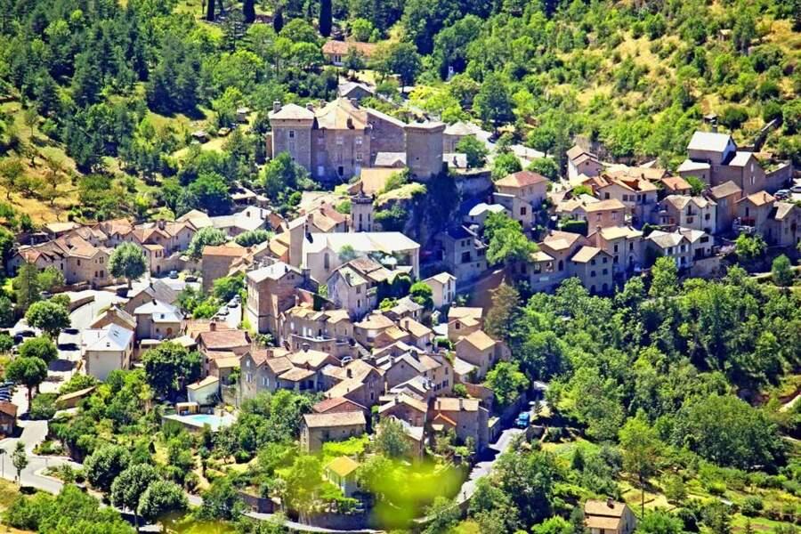 Photo prise aux Gorges de la Jonte (Lozère/Aveyron) par le GEOnaute : philippedaniele