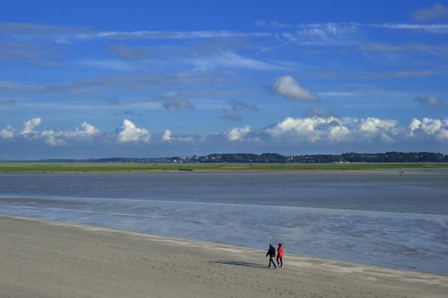 Baie de Somme, France