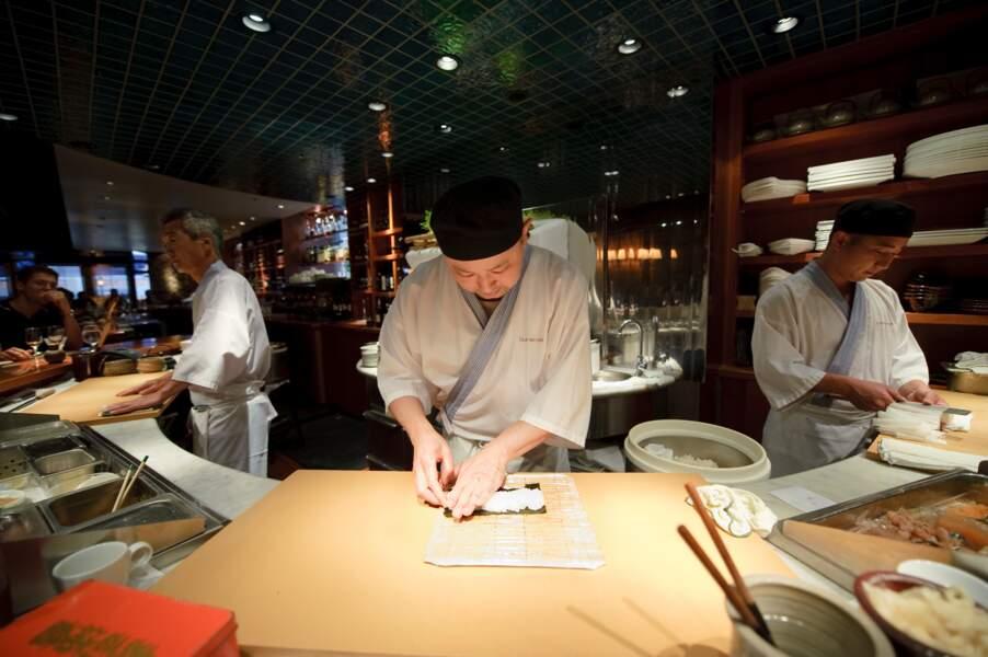 Tester le meilleur de la cuisine japonaise