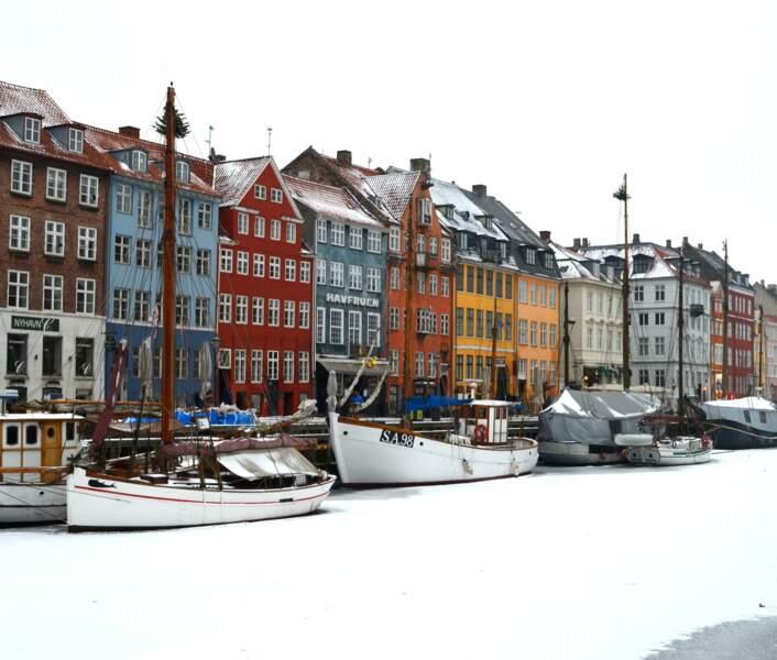Un hiver à Copenhague, au Danemark, par Eriotciv Reuab / Communauté GEO