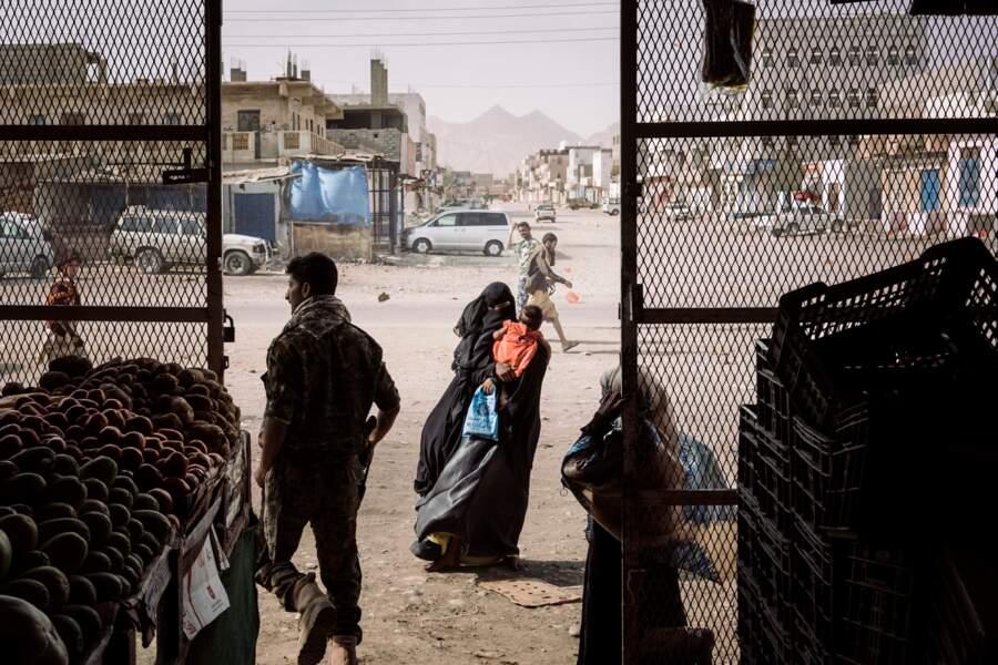 """Conflit au Yemen, mai 2018 – Catégorie """"histoire de l'année"""""""