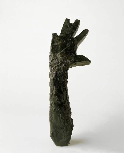 Main droite levée n°1, 1942, Julio Gonzalez