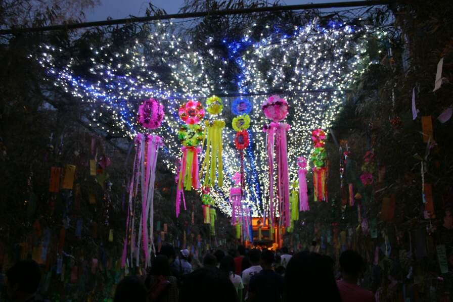 Japon - Fêtez Tanabata, la fête des étoiles, dans le Kansai