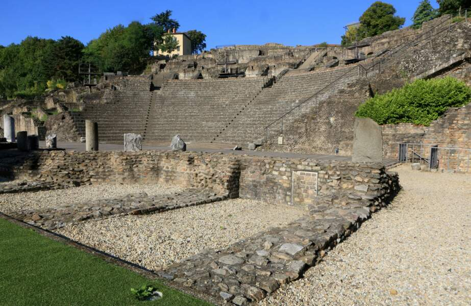 Antiquité - Les sites romains
