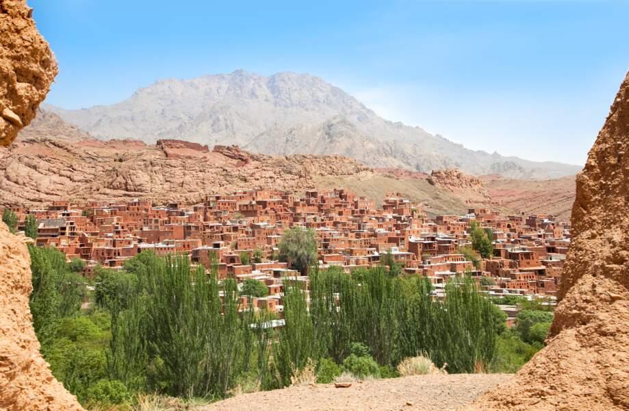 Village d'Abyaneh