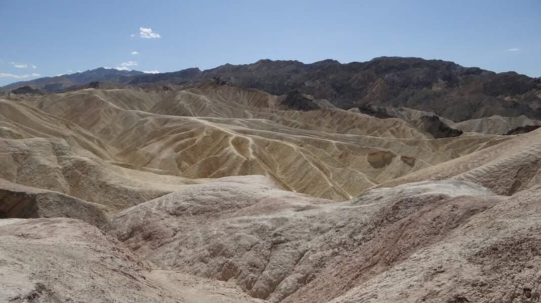 Etats-Unis - La Vallée de la Mort : nous sommes toujours vivants !
