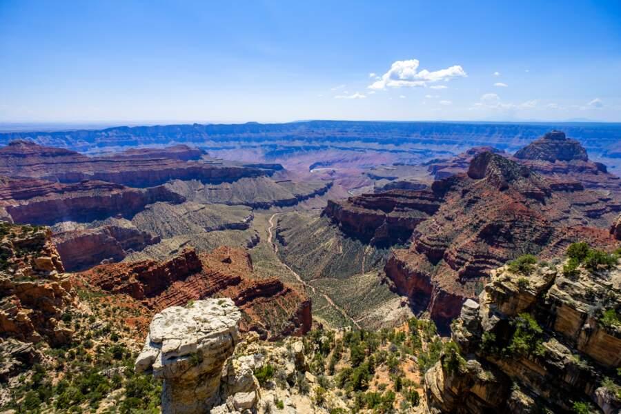 2 - Le Grand Canyon est sacré pour les tribus amérindiennes