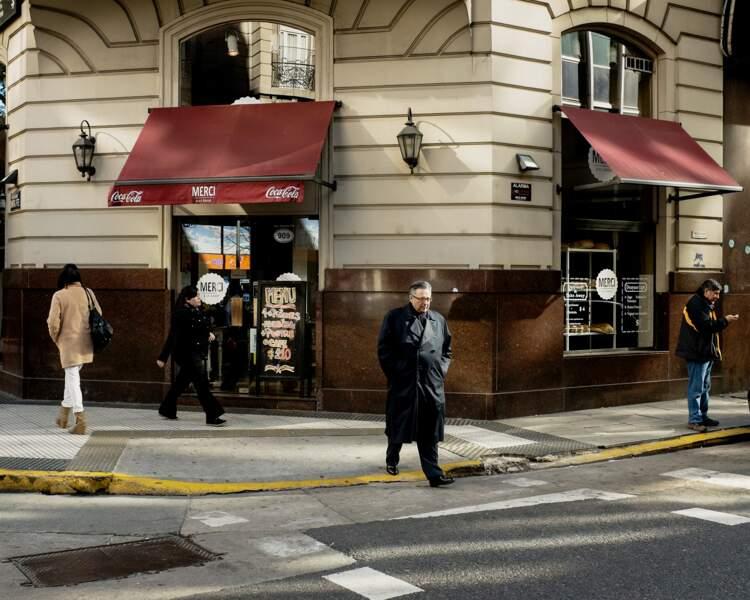 A Buenos Aires, les clins d'œil au vieux continent sont partout