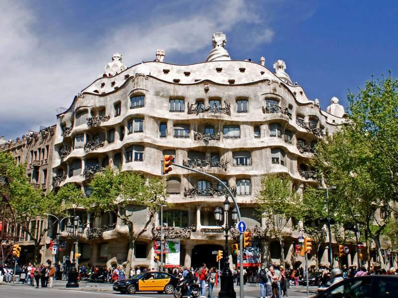 Diaporama n° 4 : Barcelone : passages cachés, passages obligés