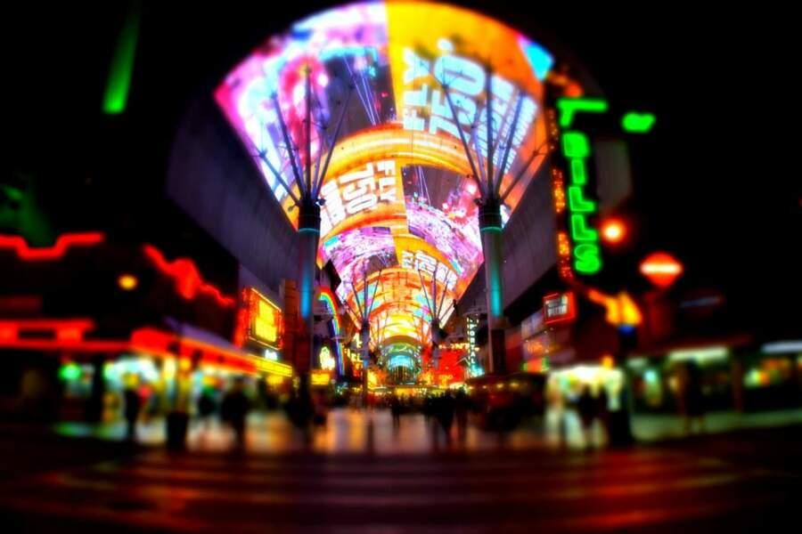 Photo prise à Las Vegas (Etats-Unis) par le GEOnaute : antho-ny