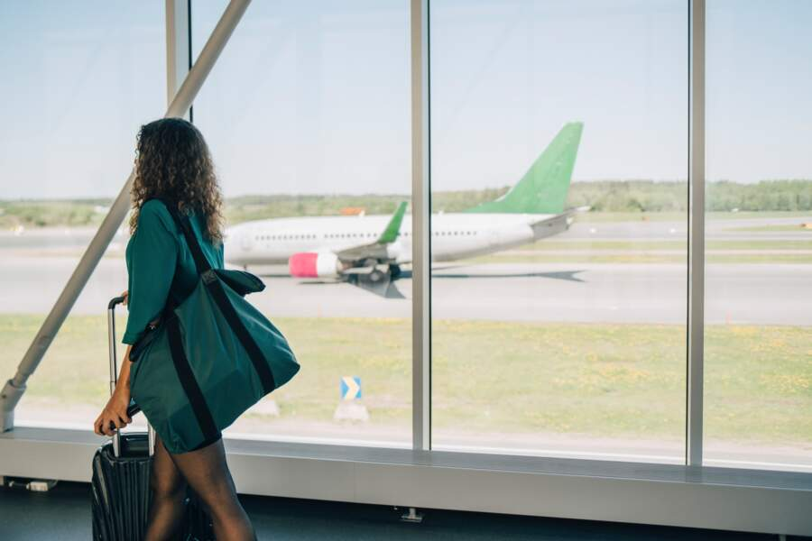 8 - Aéroport de Stockholm, Suède