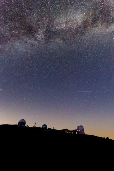 Future réserve internationale de ciel étoilé ?