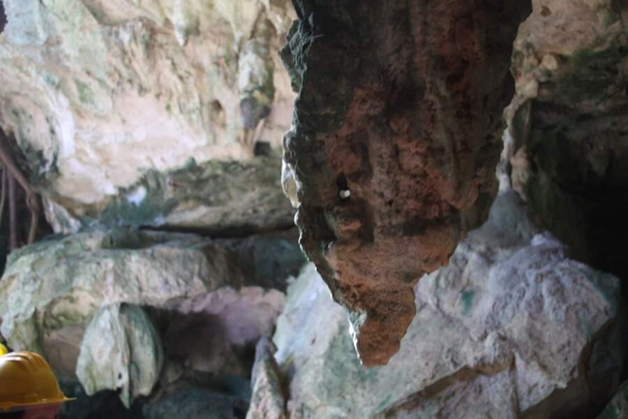 Explorer la Fun fun cave
