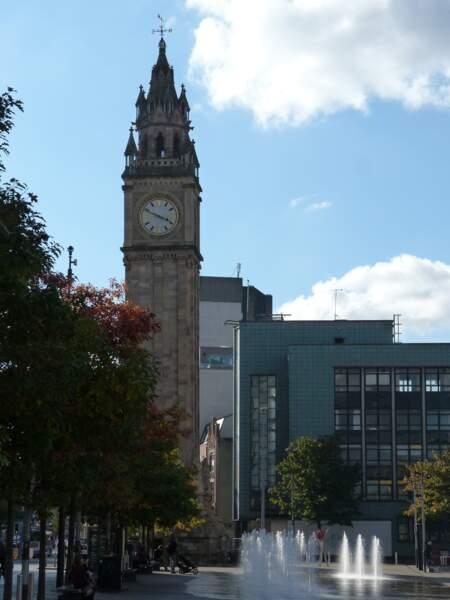 L'Albert Memorial Clock