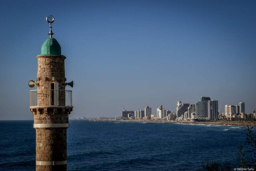 Jaffa et Tel-Aviv