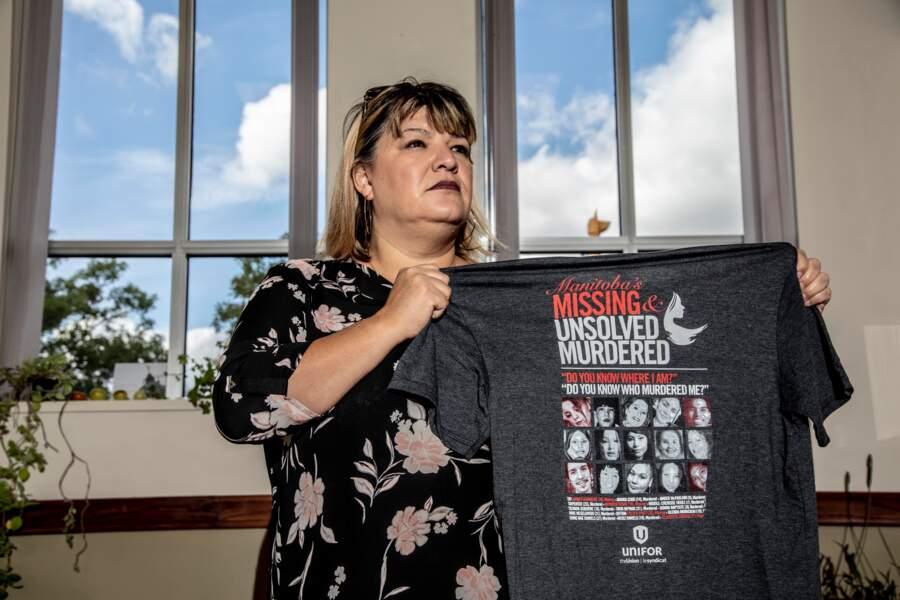 Bernadette Smith, 44 ans : elle recherche sa sœur désespérément