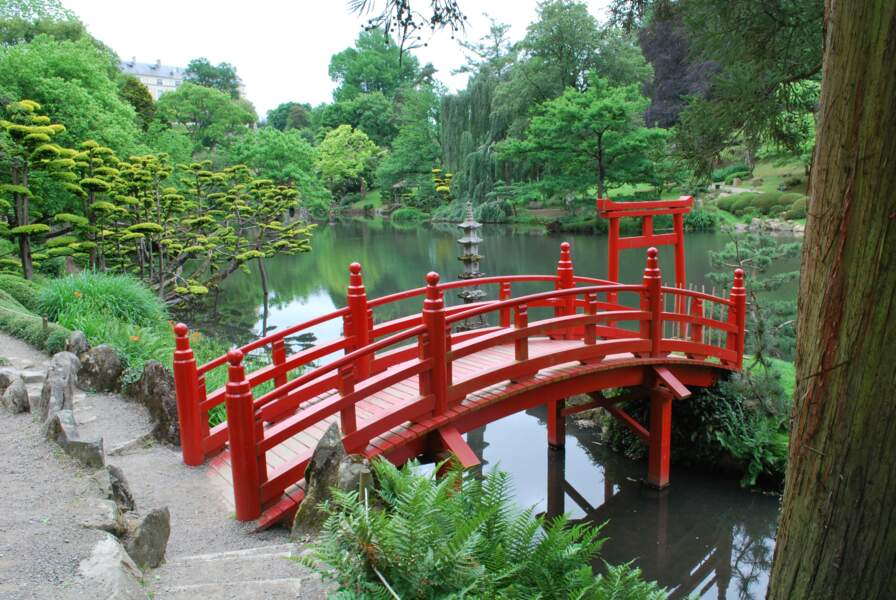 Un pont typique