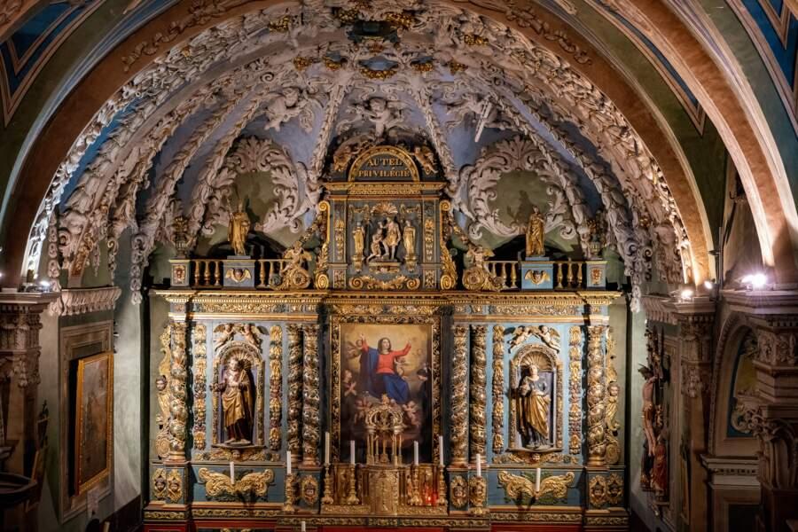 Eglise Notre-Dame de l'Assomption, Valloire, Savoie