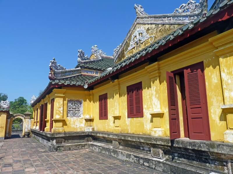 Vietnam - La cité impériale d'Hué