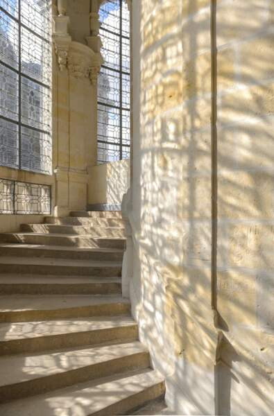 Motifs et sculptures à tous les étages