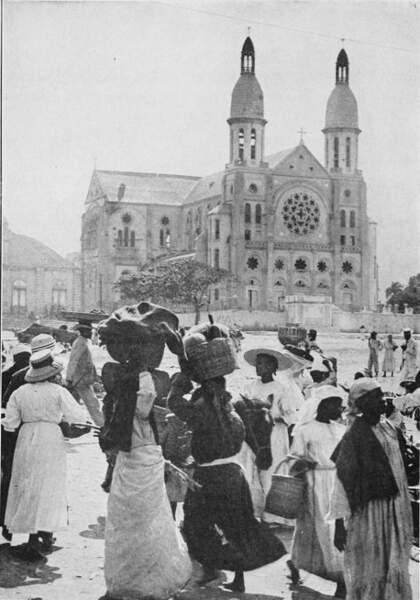 En 1926, Haïti tente de redresser son économie locale