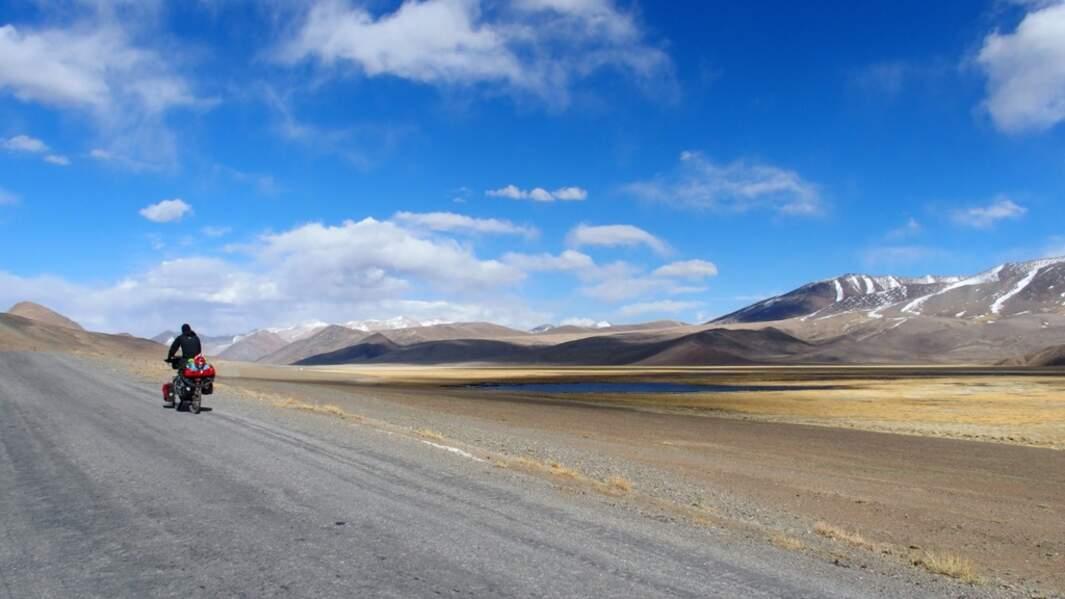Massif du Pamir au Tadjikistan