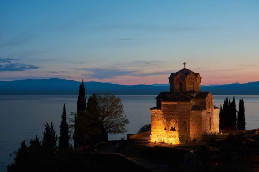 Extension du patrimoine naturel et culturel de la région d'Ohrid entre Macédoine du Nord et Albanie