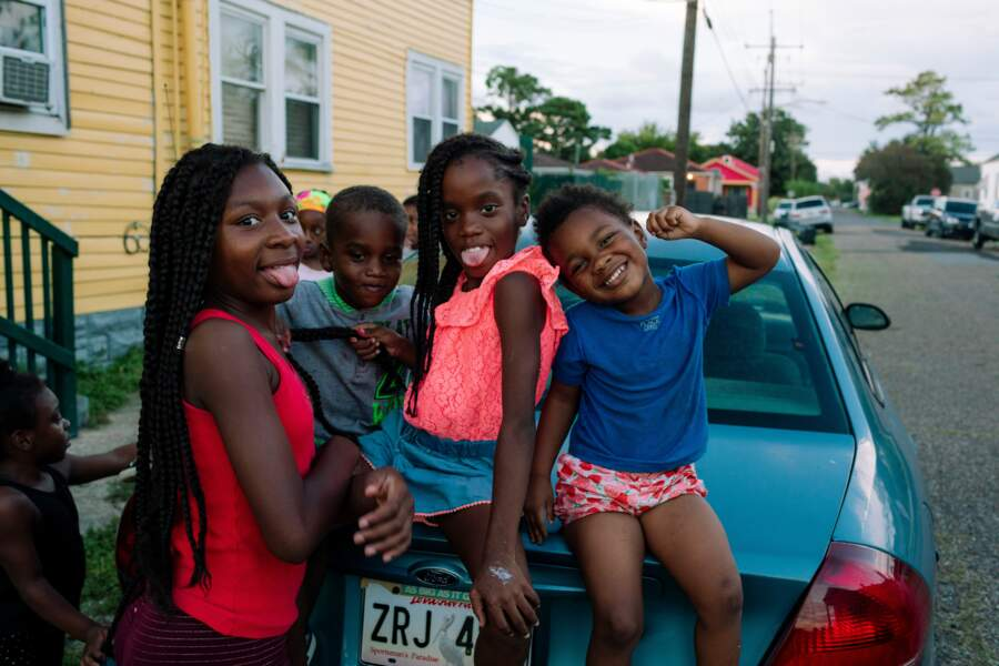 Lower Ninth Ward, le quartier le plus touché